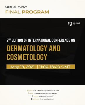 International Conference on Dermatology and Cosmetology | Online Event Program