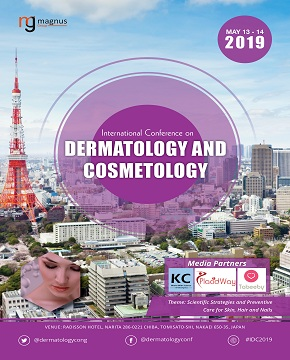 International Conference on Dermatology and Cosmetology | Tokyo, Japan Book