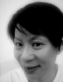 Poster presenter for dermatology conference - Lua Bee Leng